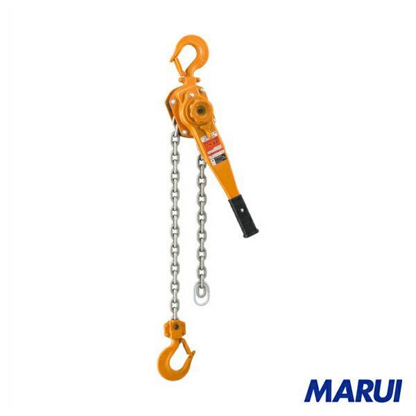 キトー レバーブロック L5形 3.2tx1.5m 1台 【DIY】【工具のMARUI】