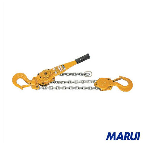 キトー レバ-ブロック L5形 6.3tx1.5m 1台 LB063 【DIY】【工具のMARUI】
