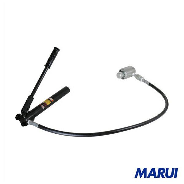 エビ パンチャー(厚鋼管用)ポンプ付 1S 【DIY】【工具のMARUI】