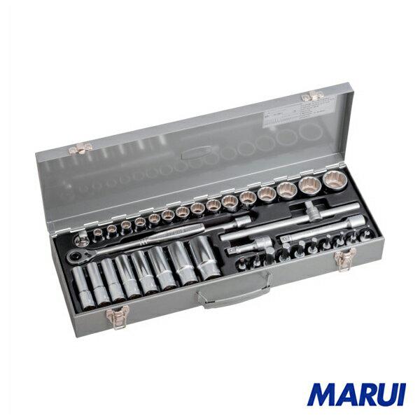 2019年新作 TONE ミックスソケットレンチセット 39pcs 1S MX400 【DIY】【工具のMARUI】:MARUI-DIY・工具