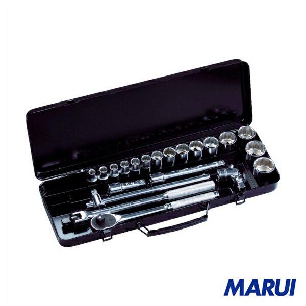 スーパー ソケットレンチセット(1/2 ) 1S 【DIY】【工具のMARUI】