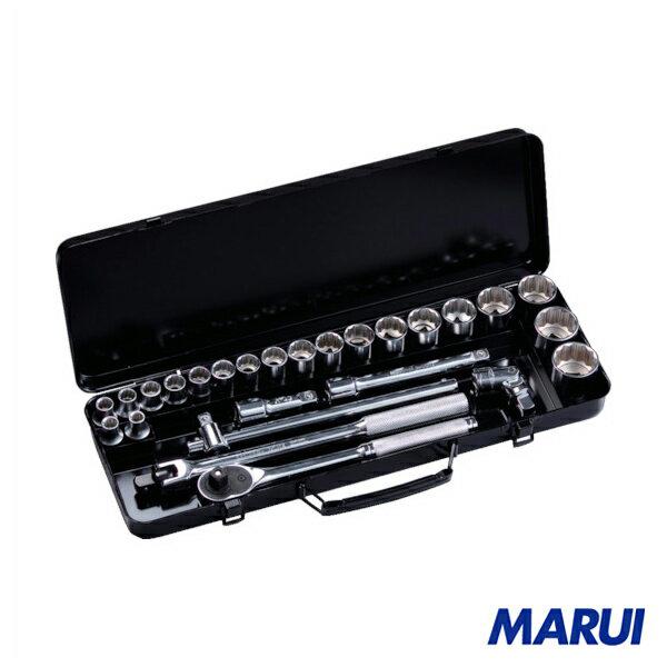 スーパー ソケットレンチセット(1/2 ) 1S N420S 【DIY】【工具のMARUI】