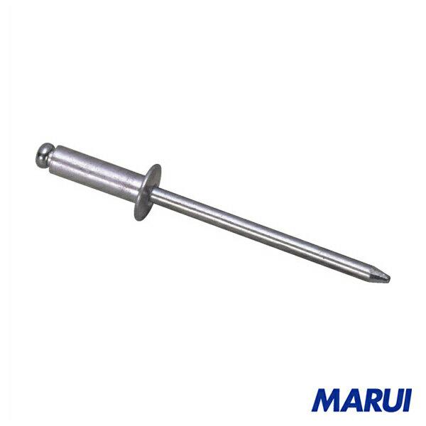 エビ ブラインドリベット アルミ/アルミ 6-6 (1000本入) 1箱 【DIY】【工具のMARUI】