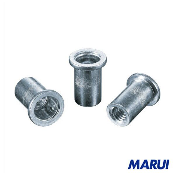 エビ ナット Dタイプ アルミニウム 5-3.5 (1000個入) 1箱 NAD535M 【DIY】【工具のMARUI】