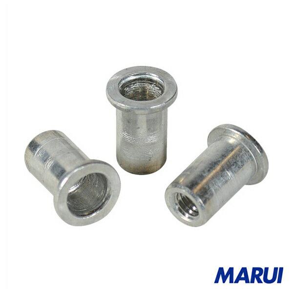 【DIY】【工具のMARUI】 ナット 1箱 Dタイプ アルミニウム エビ 8-3.2 (1000個入)