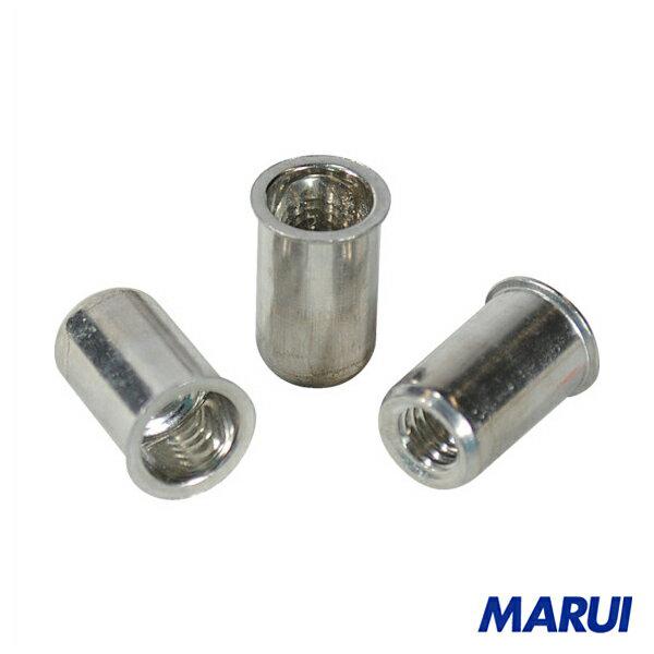 エビ ナット Kタイプ アルミニウム 4-2.0 (1000個入) 1箱 NAK4M 【DIY】【工具のMARUI】