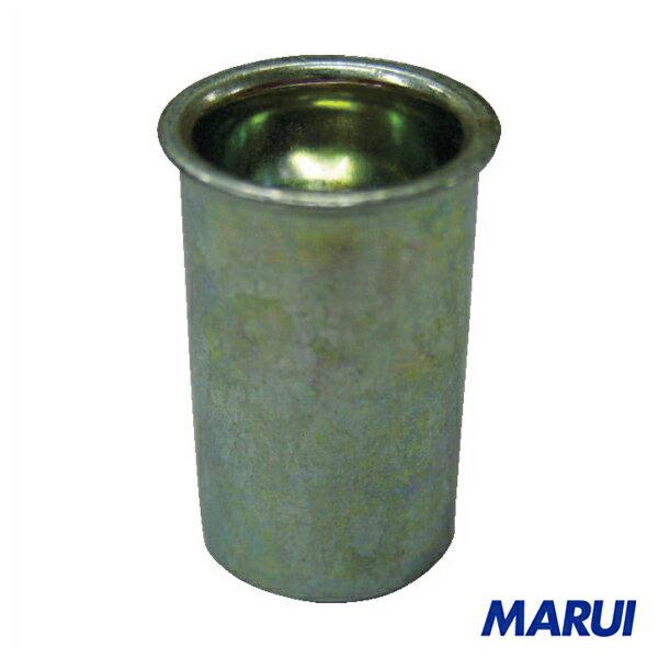 エビ ナット Kタイプ アルミニウム 6-4.0 (1000個入) 1箱 NAK640M 【DIY】【工具のMARUI】