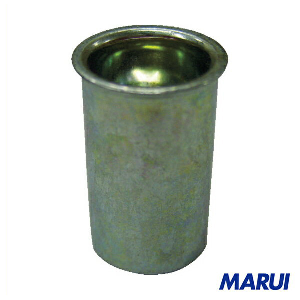 エビ ナット Kタイプ アルミニウム 8-2.5 (500個入) 1箱 NAK825M 【DIY】【工具のMARUI】