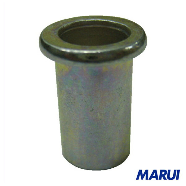 エビ ナット Dタイプ スティール 4-2.0 (1000個入) 1箱 NSD4M 【DIY】【工具のMARUI】