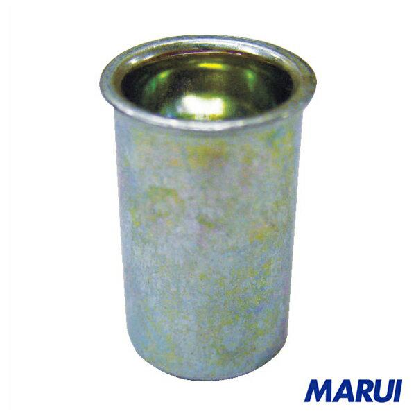 エビ ナット Kタイプ スティール 6-3.2 (1000個入) 1箱 NSK6M 【DIY】【工具のMARUI】