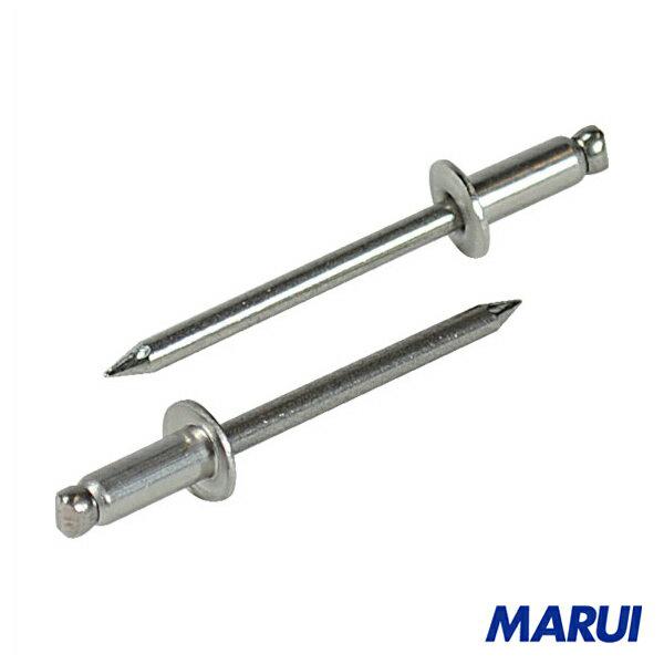 エビ ブラインドリベット ステンレス/ステンレス 8-4 (500本入) 1箱 【DIY】【工具のMARUI】