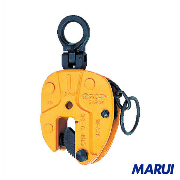 スーパー 立吊クランプ 自在型ロックハンドル式 細目仕様 1台 SVC1EN 【DIY】【工具のMARUI】