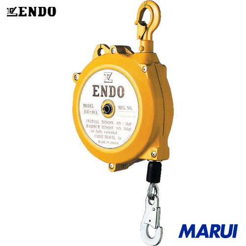 ENDO トルクリール ラチェット機構付 ER-3A 3m 1台 遠藤工業 電動工具 油圧工具 ツールバランサー 【DIY】【工具のMARUI】