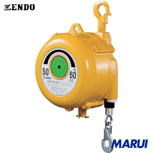 ENDO スプリングバランサー ELF-60 50~60kg 2.5m 1台 遠藤工業 電動工具 油圧工具 ツールバランサー 【DIY】【工具のMARUI】
