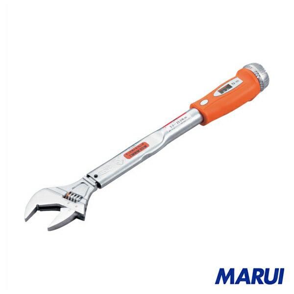 TONE モンキ形トルクレンチ 1個 【DIY】【工具のMARUI】