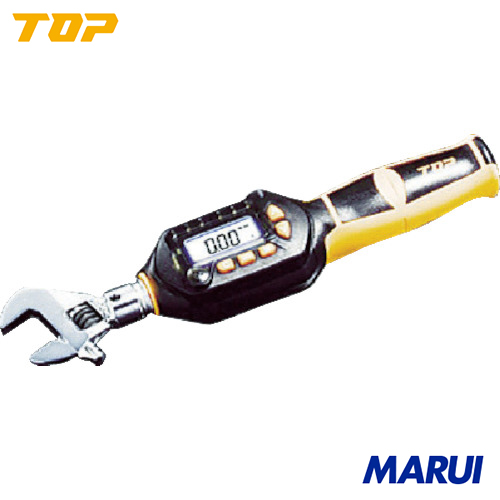 【DH03010BN】TOP モンキ形デジタルトルクレンチ トップ工業 測定・計測用品 計測機器 トルク機器 DH030-10BN 【DIY】【工具のMARUI】