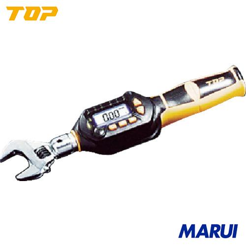 【DH06012BN】TOP モンキ形デジタルトルクレンチ トップ工業 測定・計測用品 計測機器 トルク機器 【DIY】【工具のMARUI】