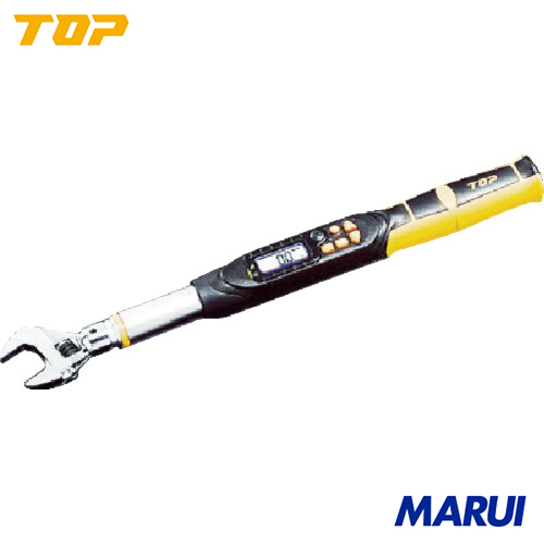 【DH13515BN】TOP モンキ形デジタルトルクレンチ トップ工業 測定・計測用品 計測機器 トルク機器 DH135-15BN 【DIY】【工具のMARUI】