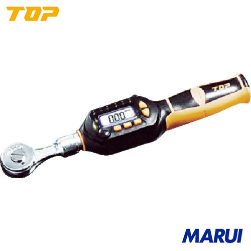 【DRH06012BN】TOP ラチェット形デジタルトルクレンチ トップ工業 測定・計測用品 計測機器 トルク機器 DRH060-12BN 【DIY】【工具のMARUI】
