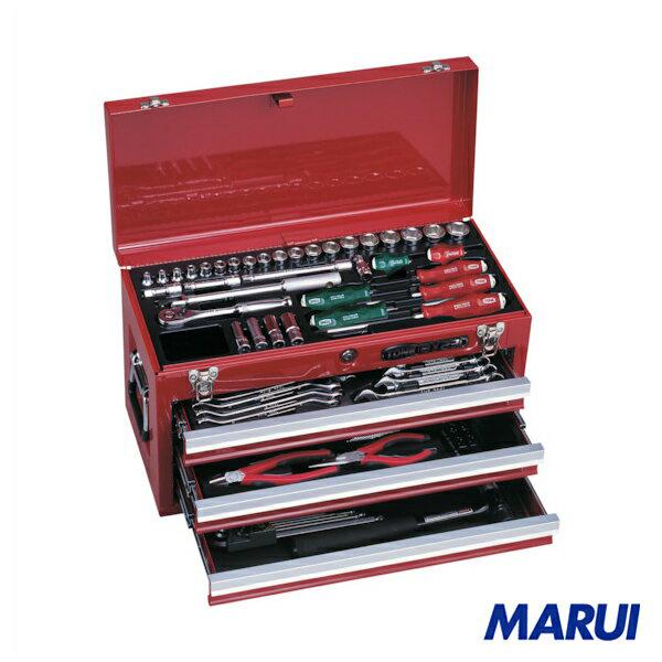 TONE ツールセット 1S TSA350BK 【DIY】【工具のMARUI】
