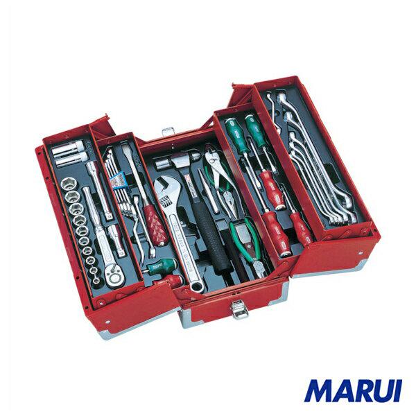 TONE ツールセット 1S TSA4331BK 【DIY】【工具のMARUI】