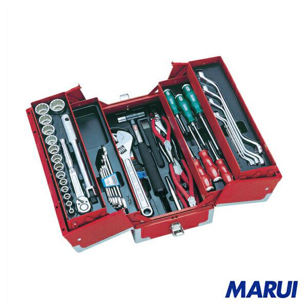 TONE ツールセット 1S TSS4331SV 【DIY】【工具のMARUI】