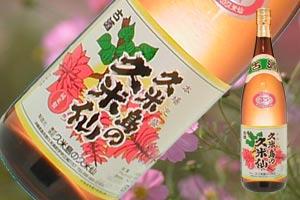 s【送料無料6本入りセット】久米島の久米仙 でいご(古酒)35度 1800ml