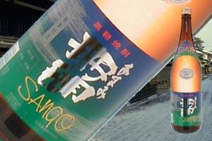 s【送料無料6本入りセット】珊瑚 30度 黒糖焼酎 1800ml