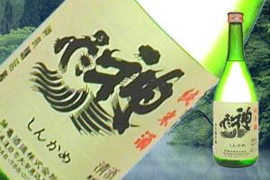 【送料無料12本入りセット】神亀 純米酒 720ml