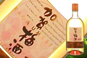 s【送料無料12本入りセット】萬歳楽 加賀梅酒 720ml