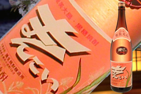 s【送料無料6本入りセット】まんこい 30度 1800ml弥生(彌生)焼酎醸造所
