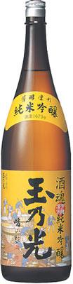 s【送料無料6本入りセット】玉の光 純米吟醸 酒魂1800ml 玉乃光