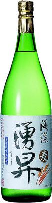 s【送料無料6本入りセット】(熊本)海深湧昇(かいしんゆうしょう) 麦 25度 1800ml