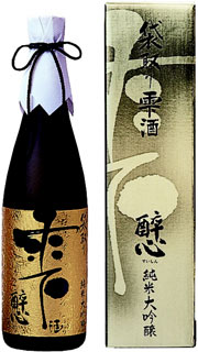 s【クール便送料無料6本入りセット】(広島)酔心 純米大吟醸 袋取り雫酒 720ml 醉心