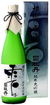 s【クール便送料無料6本入りセット】司牡丹 純米大吟醸 槽掛け雫酒 720ml