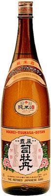 s【送料無料6本入りセット】(高知)司牡丹 豊麗 純米酒 1800ml