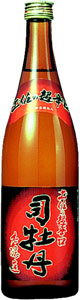 【送料無料12本入りセット】(高知)司牡丹 本醸造 土佐の超辛口 720ml