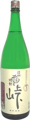 s【送料無料6本入りセット】峠(とうげ) 21度 1800ml そば焼酎