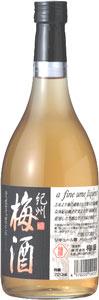 s【送料無料12本セット】(和歌山)梅屋『梅屋の梅酒』 13度 720ml