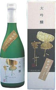 s【送料無料6本セット】天寿 大吟醸 秋田酒こまち 720ml