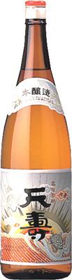 1ケース6本セット天寿 本醸造 1800ml