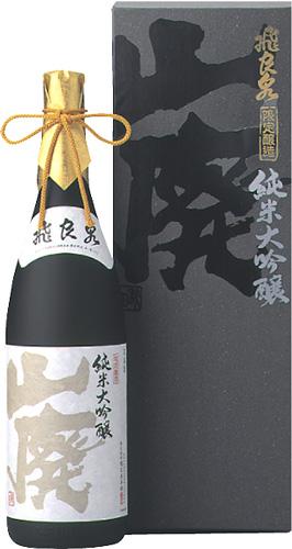 s【送料無料4本セット】飛良泉 山廃純米大吟醸 1800ml