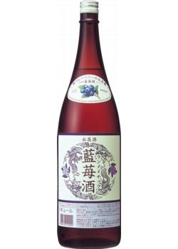 s【送料無料6本入りセット】キリン 藍苺酒(ランメイチュウ)1800ml