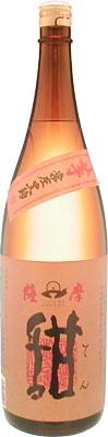 s【送料無料6本入りセット】甜(てん) 芋焼酎 25度 1800ml