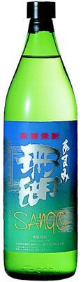 s【送料無料12本入りセット】珊瑚 30度 黒糖焼酎 900ml