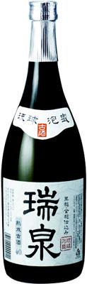 s【送料無料6本入りセット】瑞泉 古酒 40度 720ml