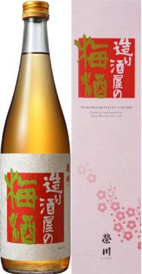 s【送料無料12本入りセット】榮川(栄川)造り酒屋の梅酒 720ml