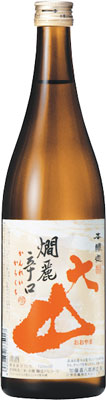 s【送料無料12本入りセット】大山 燗麗辛口 (かんれいからくち)本醸造 720ml