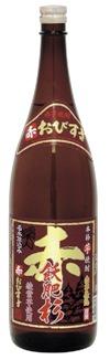 s【送料無料6本入りセット】赤飫肥杉(あかおびすぎ) 芋 25度 1800ml