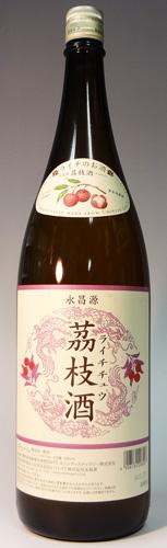 s【送料無料6本入りセット】キリン ライチ酒 1800ml 茘枝酒